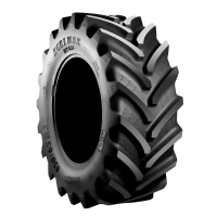 650/65R42 BKT AGRIMAX RT657 RADIAL R-1W 168A8/165D TL