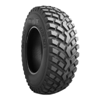 480/80R38(18.4R38) BKT RIDEMAX IT696 MULTIUSE R-4 166A8/161D TL