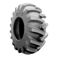 30.5L32 BKT FS216 FORESTRY STEEL BELTED LS-2 181A2/173A6 26PR TL