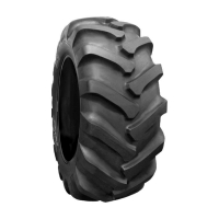 280/60-15.5 BKT TR678 TRACTION 115A8 TL