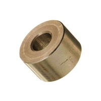 22MM SPI ROUND SPACER - 40MM OD, 18MM ID, ZINC PLATED